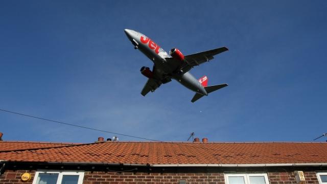 Article thumbnail: Plane passenger billed £85,000 for disrupting Jet2 flight