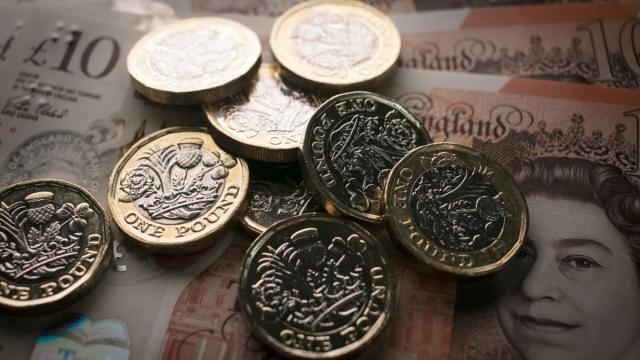Pound falling Brexit
