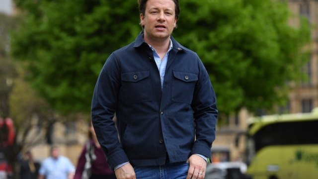 Jamie Oliver not posh