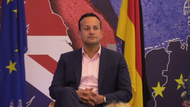 Taoiseach Leo Varadkar was hoping for 'early engagement on Brexit' (Michael McHugh/PA Wire)