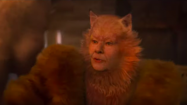 Cats Movie Trailer Here S The First Look At The A List Cast As Demented Furry Felines