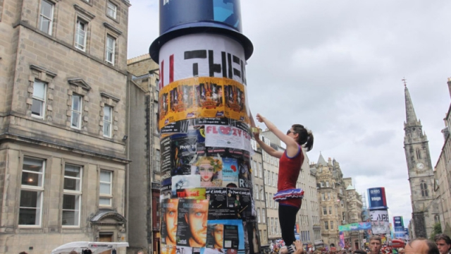 Edinburgh Festival performers
