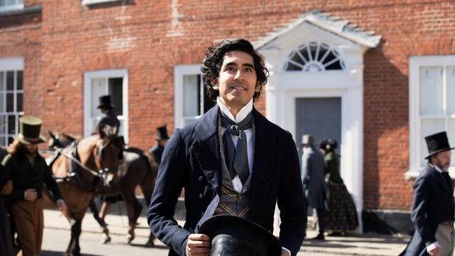 Dev Patel will star as David Copperfield in the Armando Iannucci film