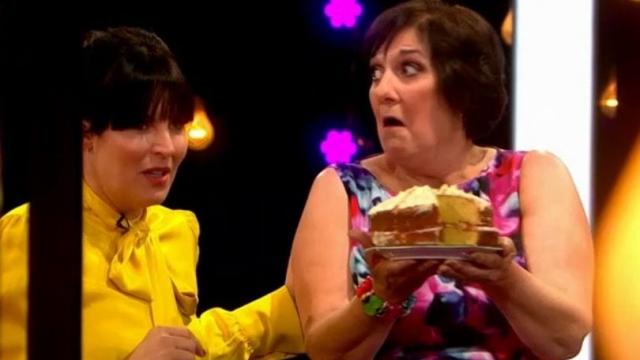 Judith baked a cake