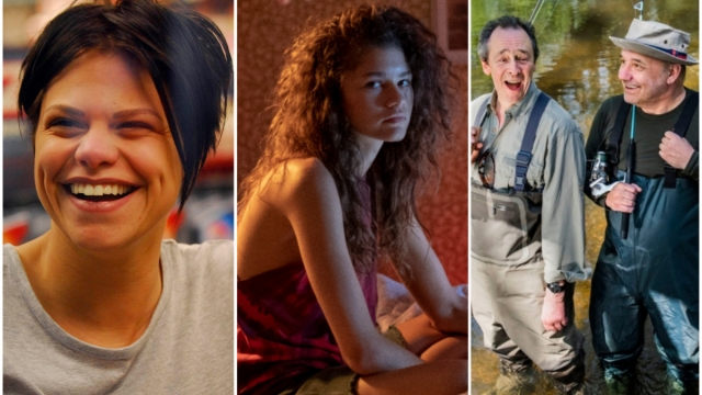 Jade Goody, Zendaya in Euphoria, Paul Whitehouse and Bob Mortimer Gone Fishing