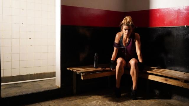 Eve Myles as Faith Howells in Killing Eve