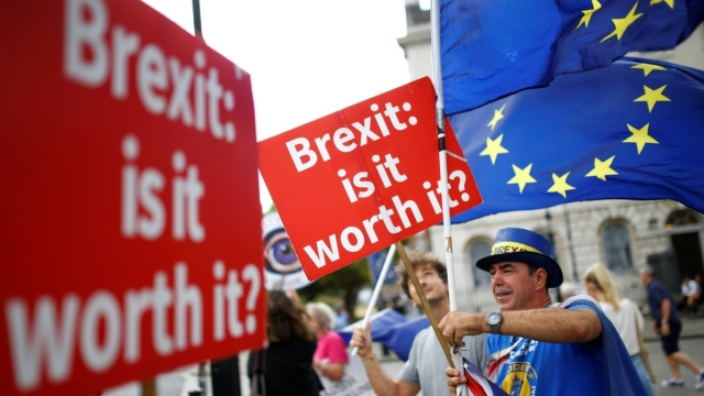 Brexit tour shows increasingly polarised views about leaving the EU
