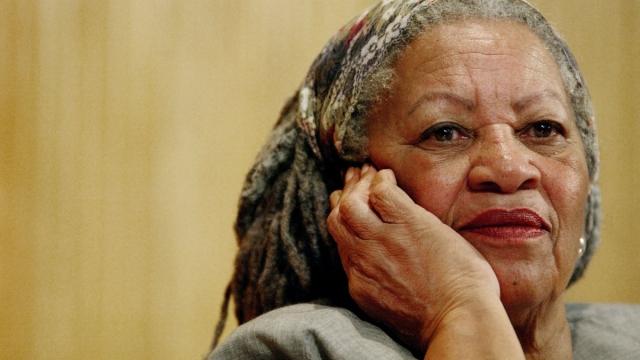 Toni Morrison has died aged 88