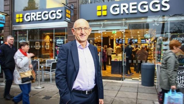 Greggs Cornwall