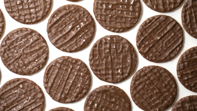 Wheat used by UK biscuit makers has been affected by wet weather this month (Photo: Getty Images)