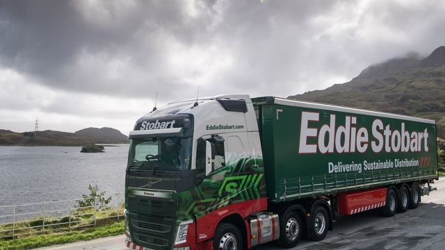 Eddie Stobart has at least two possible bidders considering offer (Photo: Eddie Stobart Logistics website https://eddiestobart.com/)