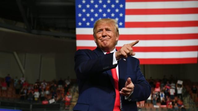 Donald Trump shoot migrants