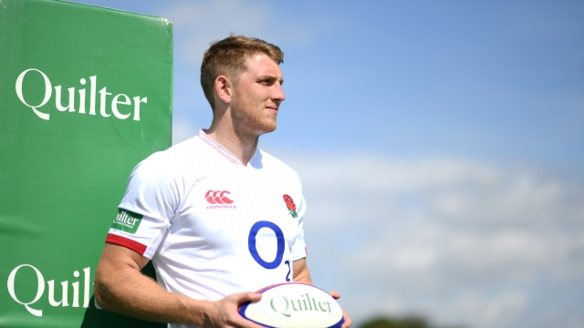 Ruaridh McConnochie has been selected in England's 2019 Rugby World Cup squad (Getty Images for Quilter)