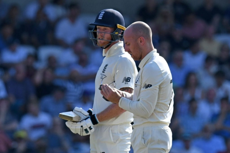 Leach's partnership with Stokes will go down in history (Photo: Getty)