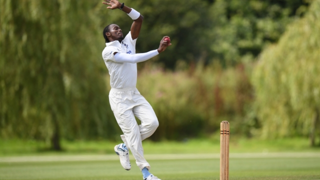 Jofra Archer took six for 27 in a Second XI match for Sussex against Gloucestershire this week