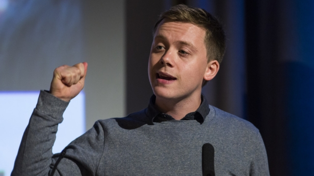 Journalist Owen Jones says the far-right threat is growing (Photo: Jack Taylor/Getty Images)