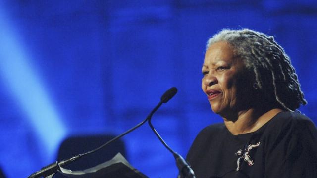 Toni Morrison died aged 88