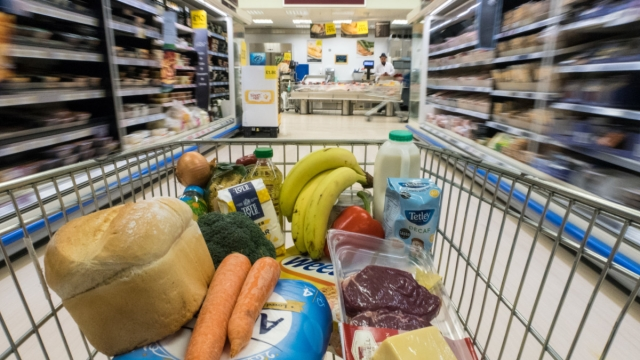 Some Britons have spent £380 on stockpiling