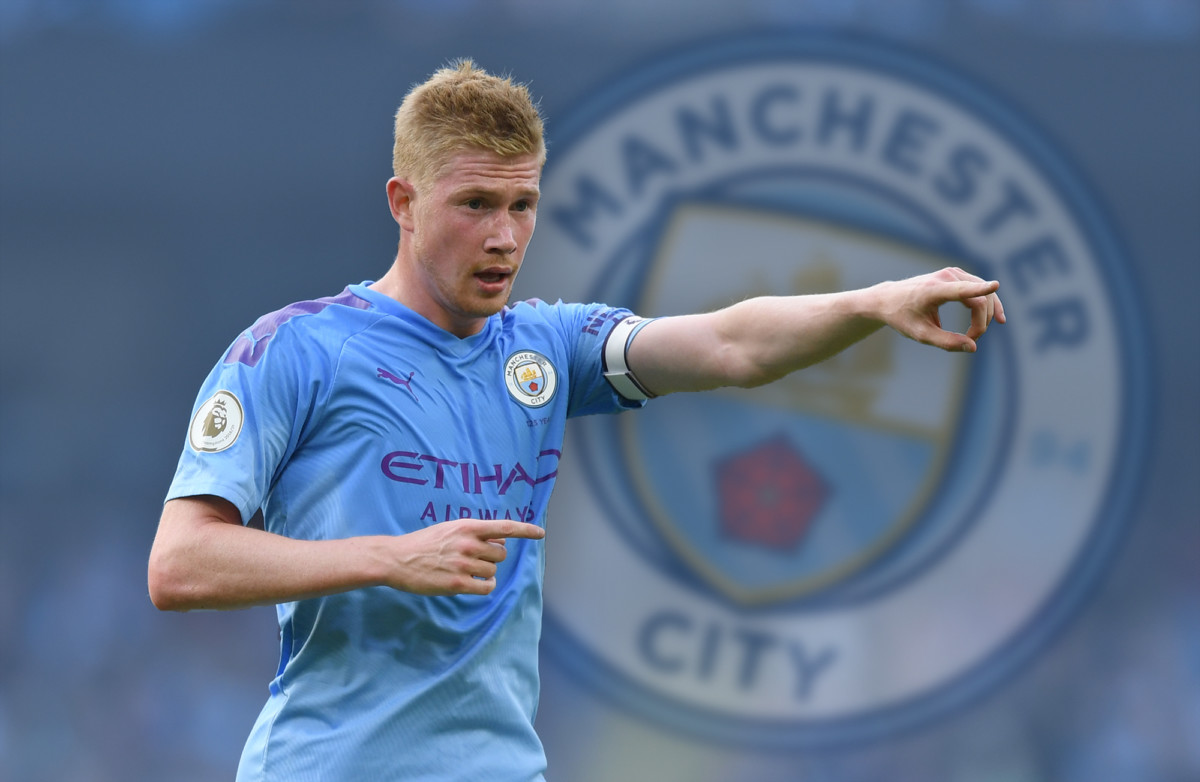 Kevin De Bruyne establishes himself once again as the ...