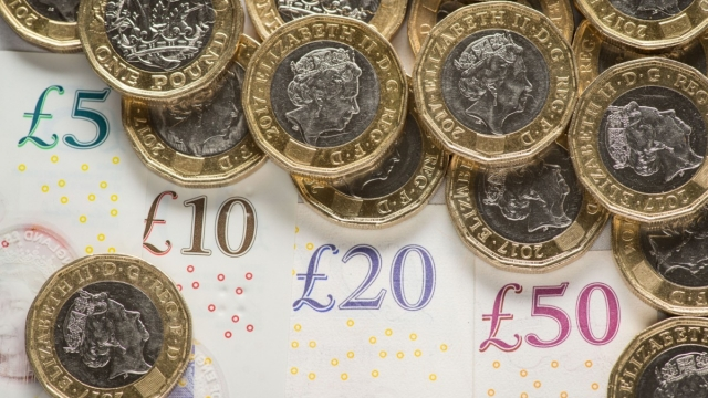 The pound may continue to plummet against the dollar