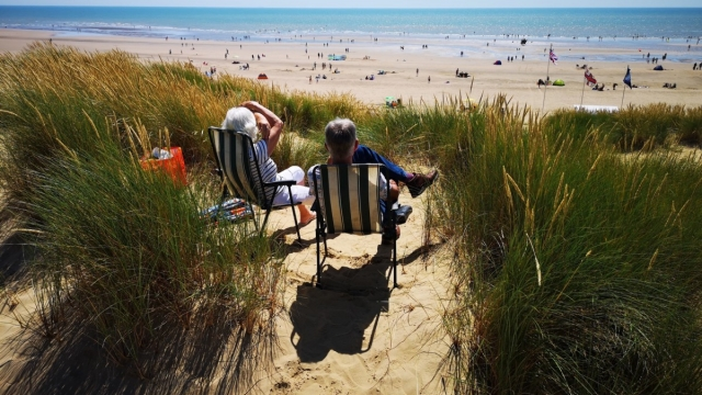 Featuring the longest dune system on the south coast, Camber Sands is a rare sandy beach on the Sussex coastline