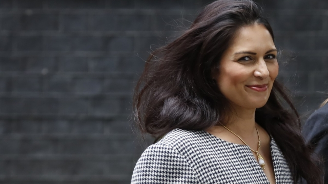 Priti Patel is in charge of immigration overhaul (Photo: Tolga Akmen/AFP/Getty)