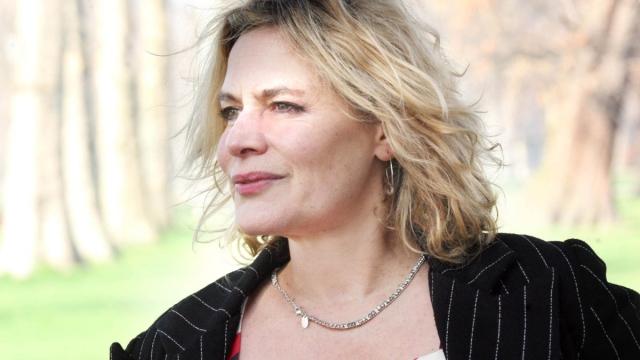Deborah Levy. Photo: Sheila Burnett