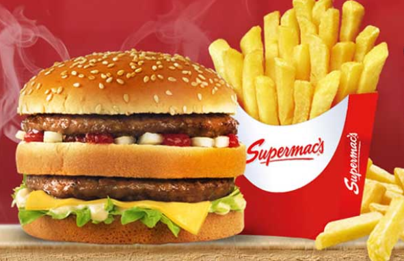 Supermac's UK