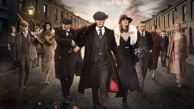 A new series of Peaky Blinders is about to hit our screens (Photo: BBC/Caryn Mandabach/Robert Vigla)
