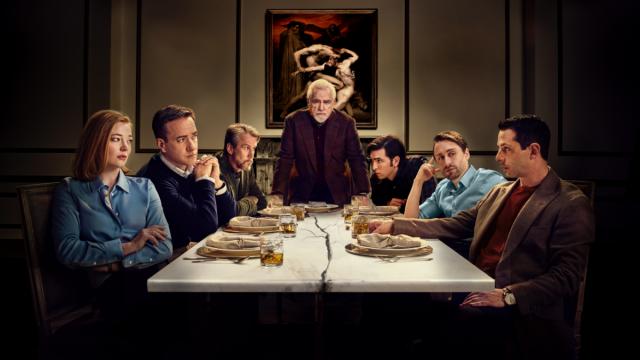 The Roy family Succession HBO Sky Atlantic