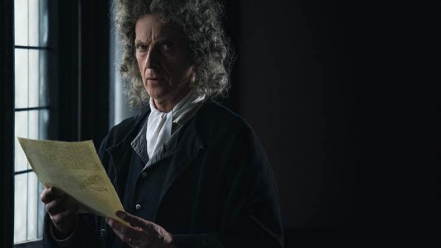Article thumbnail: Peter Capaldi in Martin's Close