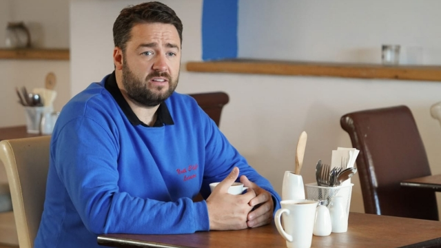 Jason Manford in Scarborough on BBC One