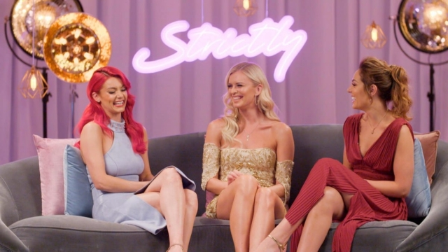 Dianne Buswell, Nadiya Bychkova, Amy Dowden on Strictly Come Dancing: The Professionals