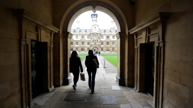 Cambridge University has been ranked bottom for social inclusion