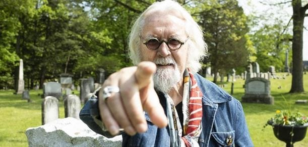 Billy Connolly hosts a new three-part travelogue around America
