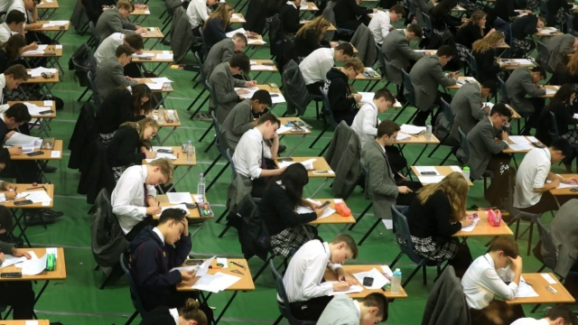 UK exam boards now have dedicated teams monitoring social media around the clock for evidence of leaks (Photo: Gareth Fuller/PA Wire)