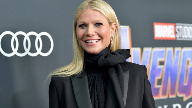 """LOS ANGELES, CA - APRIL 22: Gwyneth Paltrow attends the world premiere of Walt Disney Studios Motion Pictures """"Avengers: Endgame"""" at the Los Angeles Convention Center on April 22, 2019 in Los Angeles, California. (Photo by Amy Sussman/Getty Images)"""
