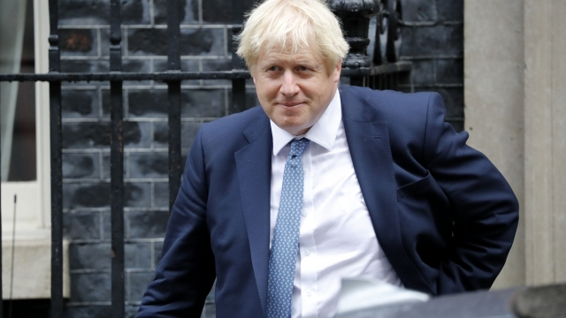 When Boris Johnson appears on the stage in Manchester next week, surrender will be the last thing on his mind