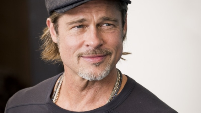 Brad Pitt: I was taught, besides an extreme humility, not to complain. Photo: Tristan Fewings/Getty