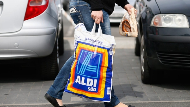 Aldi is opening more stores in London (Photo: Ralph Orlowski/Getty Images)