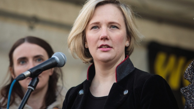 Labour MP for Walthamstow, Stella Creasy (Photo: Jack Taylor/Getty Images)