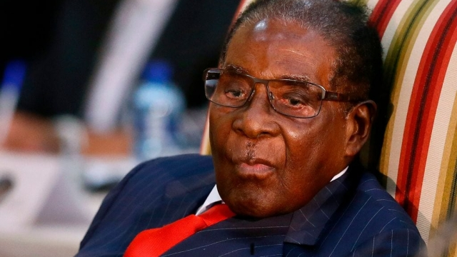 Robert Mugabe has died at the age of 95