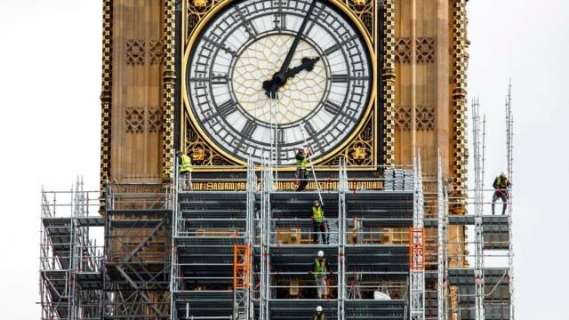 Construction work is among the most dangerous jobs. (Photo: Tolga Akmen/AFP/Getty)