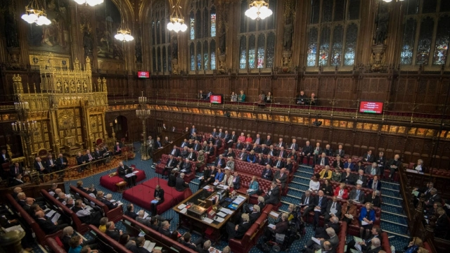 Peers have approved the Benn bill