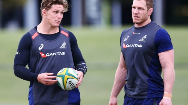 Article thumbnail: Tipuric has highlighted Michael Hooper and David Pocock of the Wallabies as major threats (Getty Images)