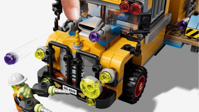 This Lego school bus is among Hamleys top 10 Christmas toys for 2019