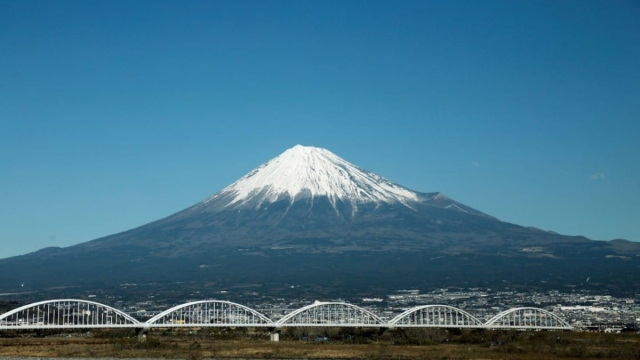 Mount Fuji (Photo: Lintao Zhang/Getty Images)