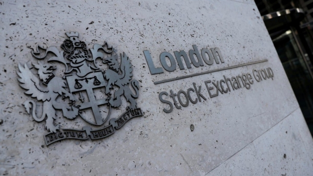 The LSE also revealed revenue during the nine months to the end of September was up 7 per cent at £1.7bn (Photo: Reuters/Peter Nicholls/File Photo)