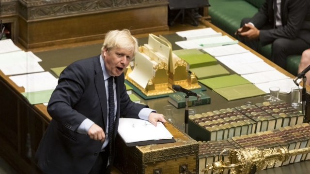 The Commons has wrestled control from the Prime Minister