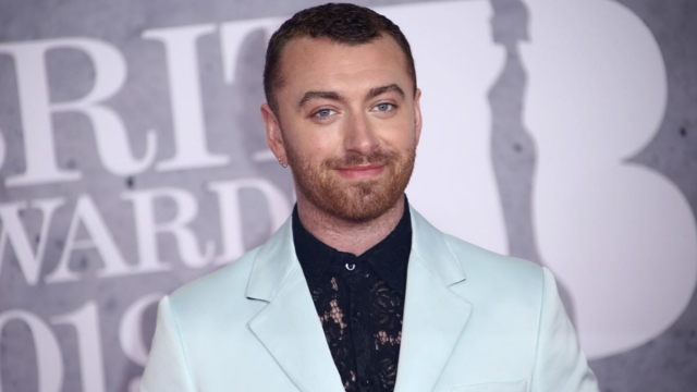 Sam Smith: 'I've decided to embrace myself for who I am' (Photo by Joel C Ryan/Invision/AP, File)